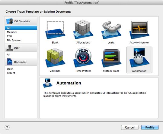 Allocations tutorial instruments xcode Fixing the